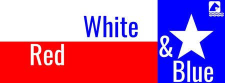 Red White and Blue Week